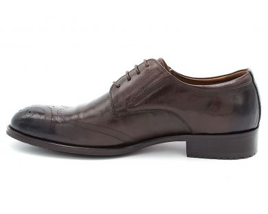 Туфли классические на шнурках 5099-967 - фото 6