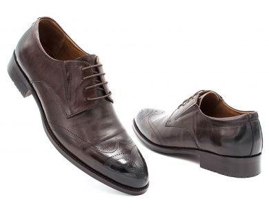 Туфли классические на шнурках 5099-967 - фото 8