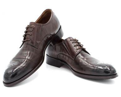 Туфли классические на шнурках 5099-967 - фото 24