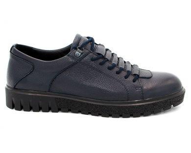 Туфли повседневные (комфорт) 1317 - фото 1