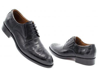Туфли классические на шнурках 5099-967 - фото 33