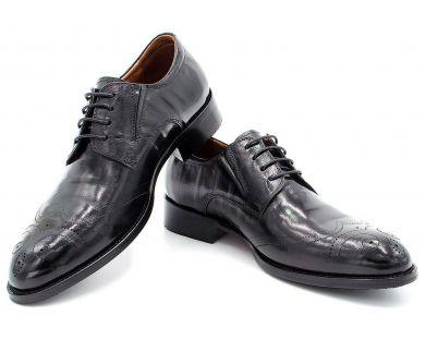 Туфли классические на шнурках 5099-967 - фото 39
