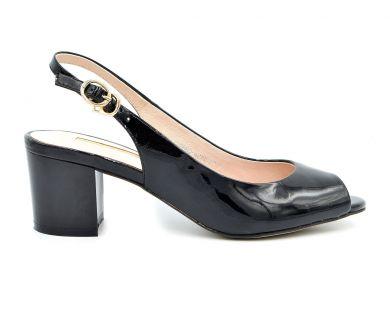 Туфли на каблуке 3663-42-448 - фото