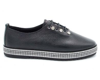 Туфли на толстой подошве 031-251 - фото 0