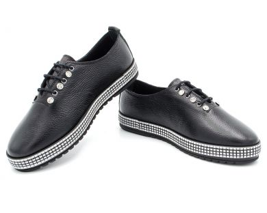 Туфли на толстой подошве 031-251 - фото 3