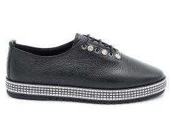 Туфли на толстой подошве 031-251 - фото