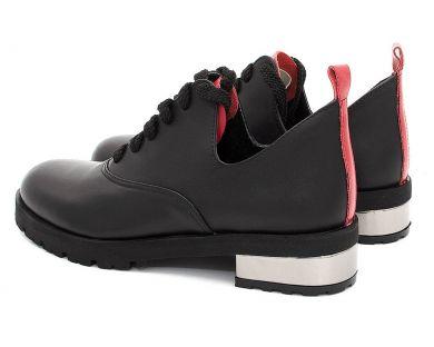 Туфли на толстой подошве 09 - фото 3