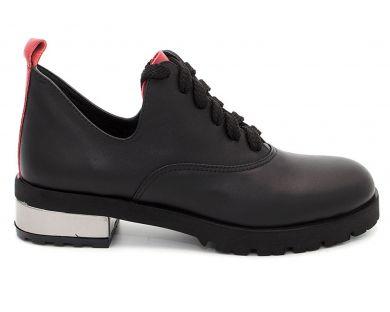 Туфлі на товстій підошві 09 - фото