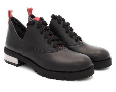 Туфли на толстой подошве 09 - фото 9