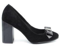 Туфли на каблуке 7-820 - фото