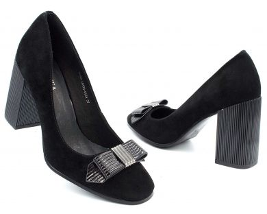 Туфли на каблуке 7-820 - фото 8