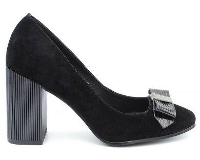 Туфли на каблуке 7-820 - фото 20