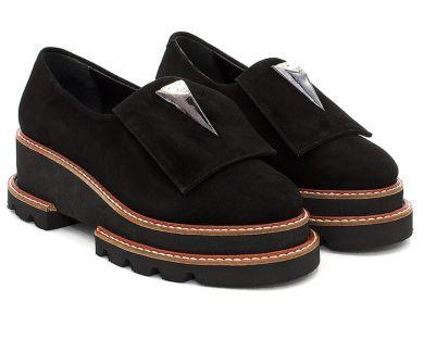 Туфли на толстой подошве 27725 - фото 4