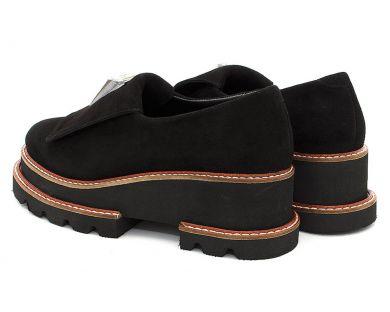 Туфли на толстой подошве 27725 - фото 8