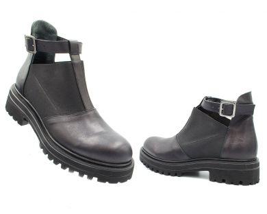 Ботинки на толстой подошве 1030 - фото 3