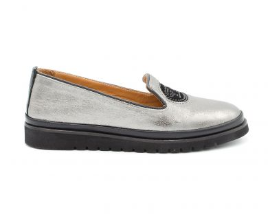 Туфлі на товстій підошві 102 - фото