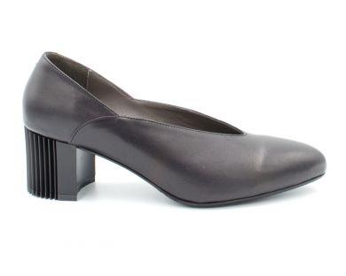 Туфли лодочки на среднем каблуке 2750 - фото 5
