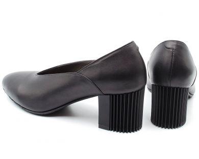 Туфли лодочки на среднем каблуке 2750 - фото 9