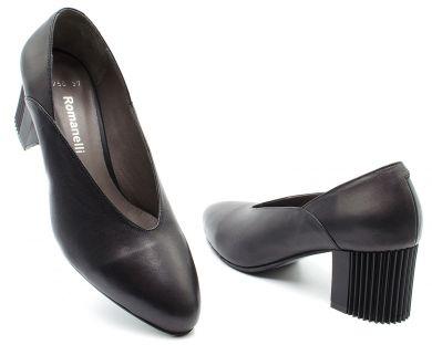 Туфли лодочки на среднем каблуке 2750 - фото 13