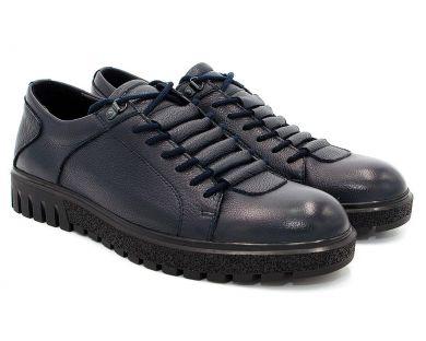 Туфли повседневные (комфорт) 1317 - фото 12