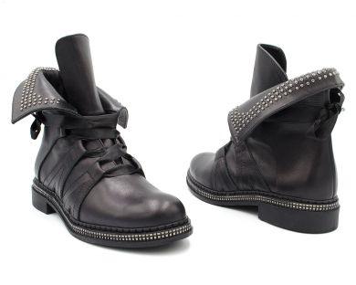 Ботинки на низком ходу 2426 - фото