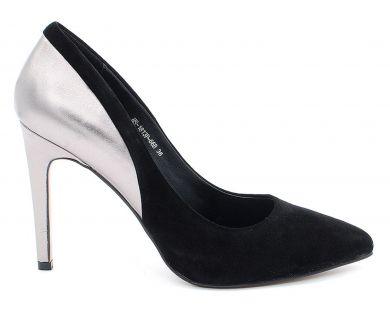 Туфли на шпильке 1813-66 - фото 0