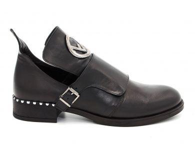 Туфлі на низькому ходу 274 - фото