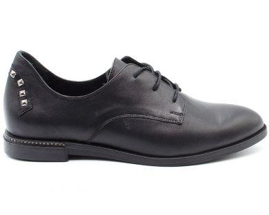 Туфлі на низькому ходу 285-1 - фото
