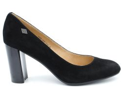 Туфли на каблуке 7-260 - фото
