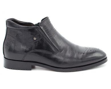 Ботинки классические без шнурка 5208-709 - фото
