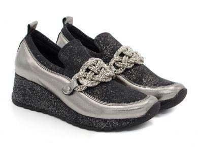 Туфли на толстой подошве 171786 - фото