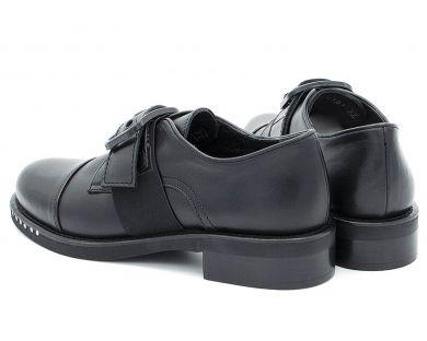 Туфлі на низькому ходу 12006 - фото