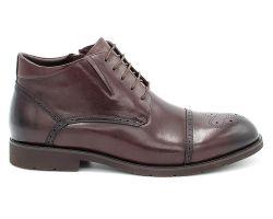 Ботинки классические на шнурках 11-06 - фото
