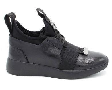Кросівки з хутром 10-55 - фото
