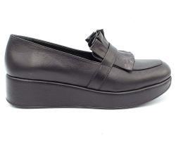 Туфли на платформе 5641 - фото
