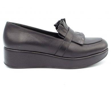 Туфлі на платформі 5641 - фото
