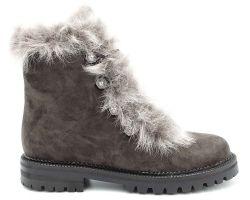 Зимние ботинки на низком ходу 25-1-10 - фото