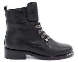 Зимние ботинки на низком ходу 521-75 - фото