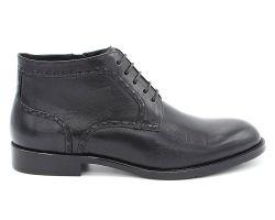 Ботинки классические на шнурках 21707 - фото