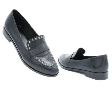 Туфлі на низькому ходу 2510 - фото