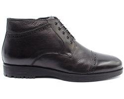 Ботинки классические на шнурках 2220 - фото