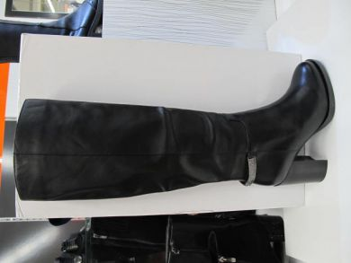 Сапоги на каблуке 2905 - фото