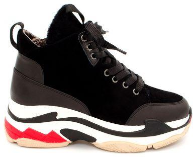 Ботинки спорт 1302-3 - фото