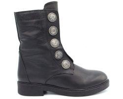 Зимние ботинки на толстой подошве 3245 - фото