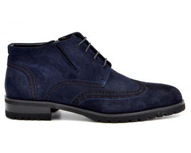 Ботинки оксфорды 2255-1 - фото