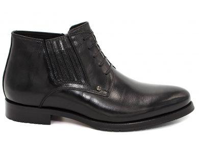 Ботинки классика на меху 5088-708 - фото