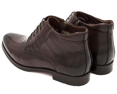 Ботинки классика на меху 5088-110 - фото