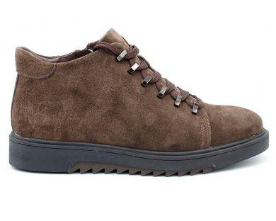 Ботинки комфорт на меху 065-2 - фото