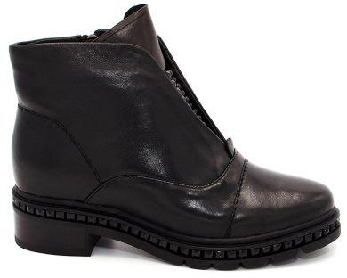 Ботинки на толстой подошве 03-1-5 - фото