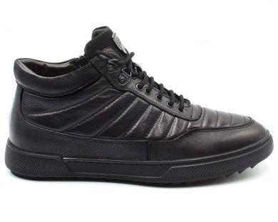 Спортивні черевики на хутрі 2100-05 - фото